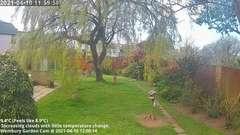 view from Wembury, Devon. Garden Cam on 2021-04-10
