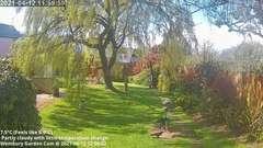 view from Wembury, Devon. Garden Cam on 2021-04-12
