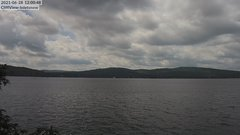 view from 4th Lake, Inlet, NY on 2021-06-28