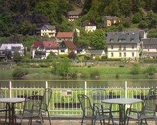 view from Webcam in Bad Schandau, Krippen & Postelwitz on 2021-05-31