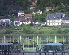 view from Webcam in Bad Schandau, Krippen & Postelwitz on 2021-06-06