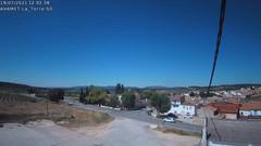 view from Utiel La Torre AVAMET on 2021-07-19