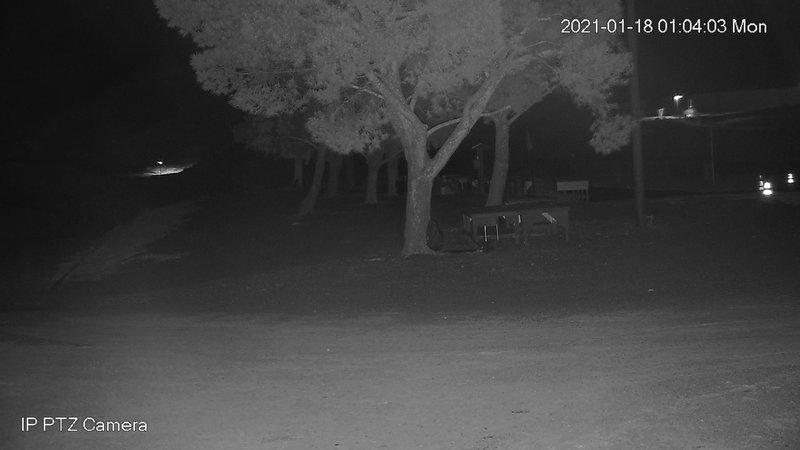 time-lapse frame, Canyon Crosswinds webcam