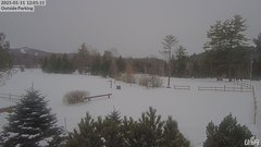 view from Inlet Golf Club on 2021-01-11