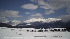 view from Pian Cansiglio - Casera Le Rotte on 2021-04-14