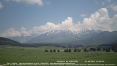 view from Pian Cansiglio - Casera Le Rotte on 2021-06-03