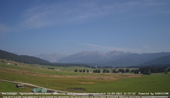 view from Pian Cansiglio - Casera Le Rotte on 2021-09-14