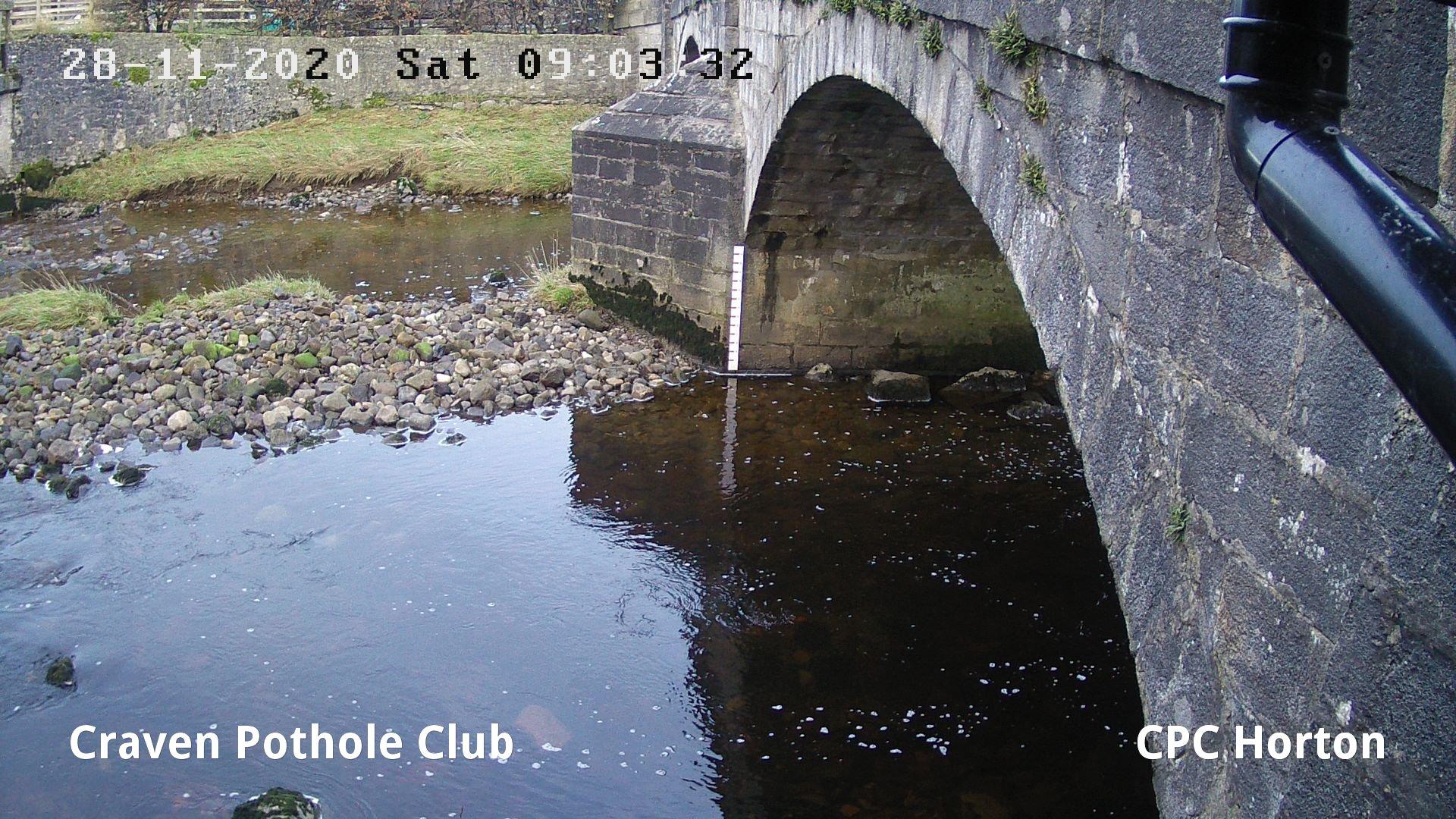 time-lapse frame, HortonRibbleCam webcam