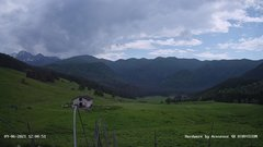 view from Pian Cansiglio - Malga Valmenera on 2021-06-09