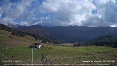 view from Pian Cansiglio - Malga Valmenera on 2021-10-23