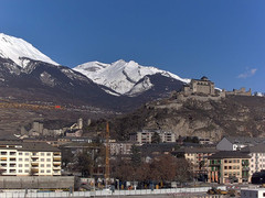 view from Sion - Industrie 17 on 2021-02-08