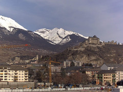 view from Sion - Industrie 17 on 2021-02-15