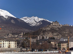 view from Sion - Industrie 17 on 2021-02-20