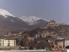 view from Sion - Industrie 17 on 2021-02-23