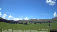 view from Pian Cansiglio - Agriturismo Malga Filippon on 2021-05-18