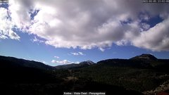 view from Xodos - Ajuntament (Vista Oest) on 2021-01-05