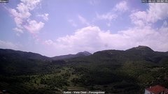 view from Xodos - Ajuntament (Vista Oest) on 2021-06-11