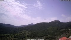 view from Xodos - Ajuntament (Vista Oest) on 2021-06-15
