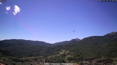 view from Xodos - Ajuntament (Vista Oest) on 2021-07-13