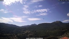 view from Xodos - Ajuntament (Vista Oest) on 2021-10-15