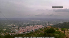 view from Enguera ADENE on 2021-06-04
