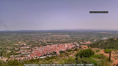 view from Enguera ADENE on 2021-06-14