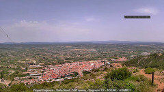 view from Enguera ADENE on 2021-06-15