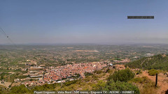 view from Enguera ADENE on 2021-07-17