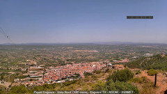 view from Enguera ADENE on 2021-07-18