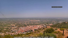 view from Enguera ADENE on 2021-07-21