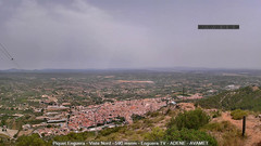 view from Enguera ADENE on 2021-07-23