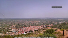 view from Enguera ADENE on 2021-07-24