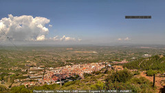 view from Enguera ADENE on 2021-09-17