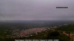 view from Enguera ADENE on 2021-09-24