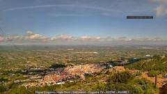 view from Enguera ADENE on 2021-10-12