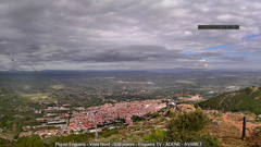 view from Enguera ADENE on 2021-10-23